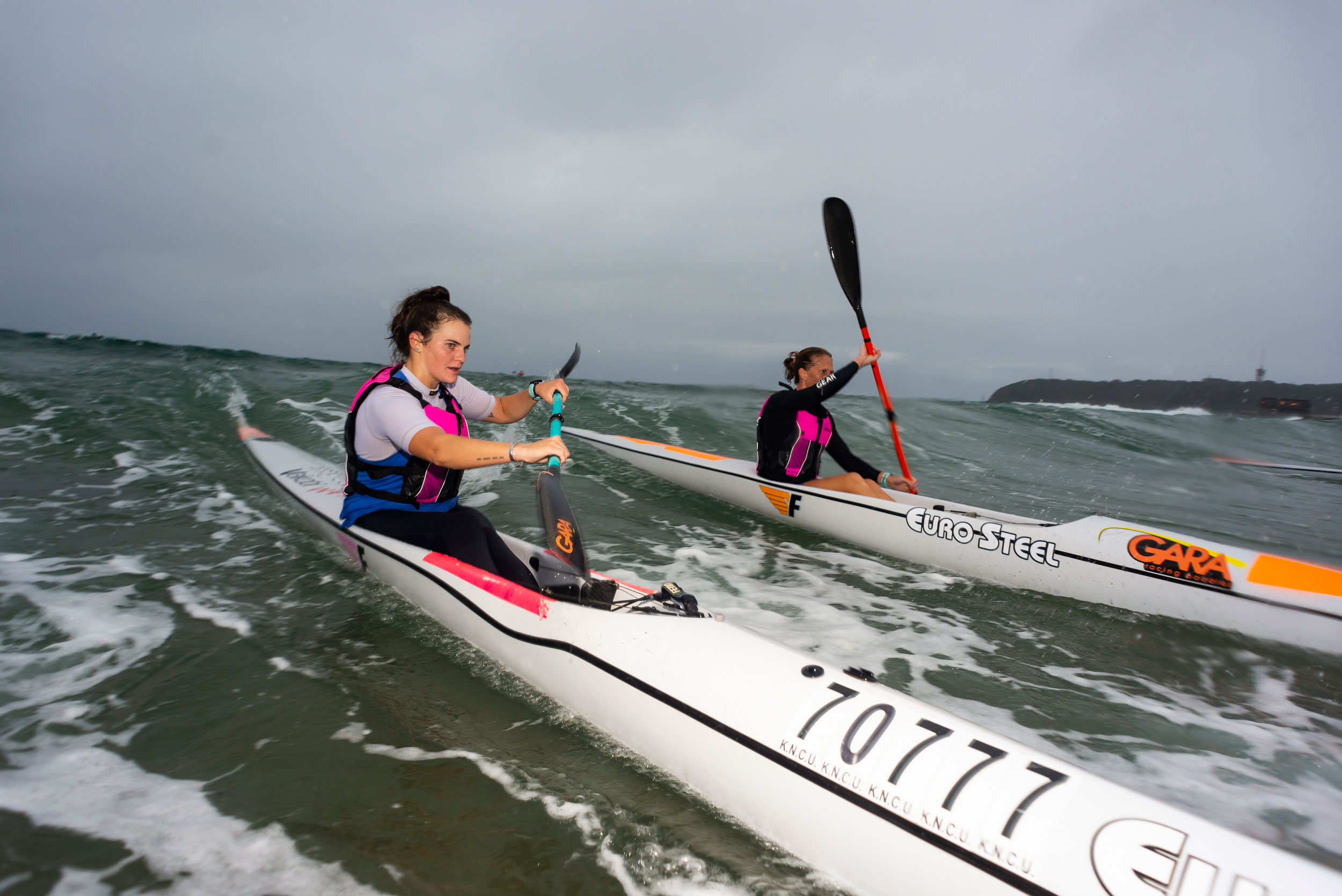 Marine Surfski Series Media Release