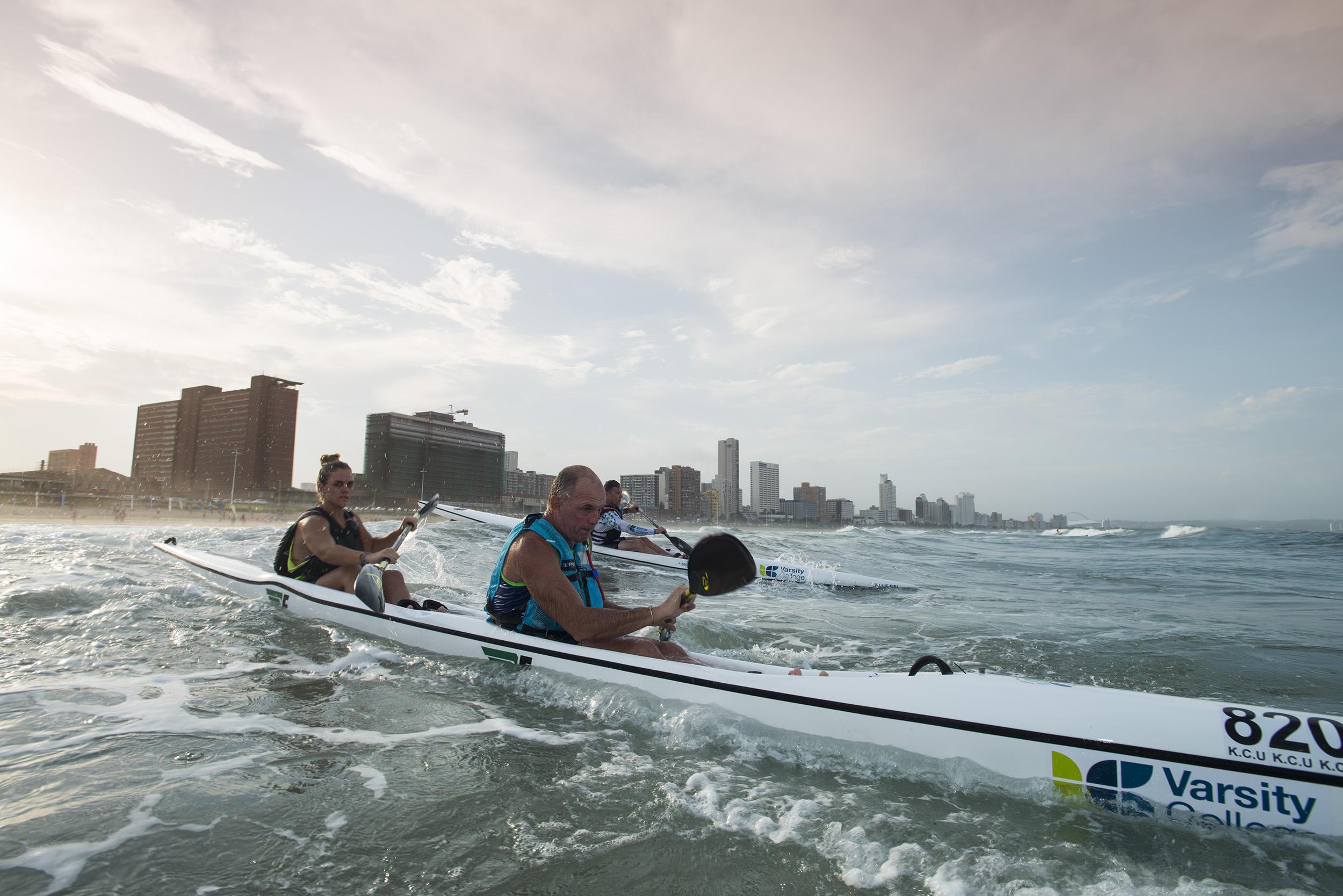 Varsity College Marine Surf Ski Series