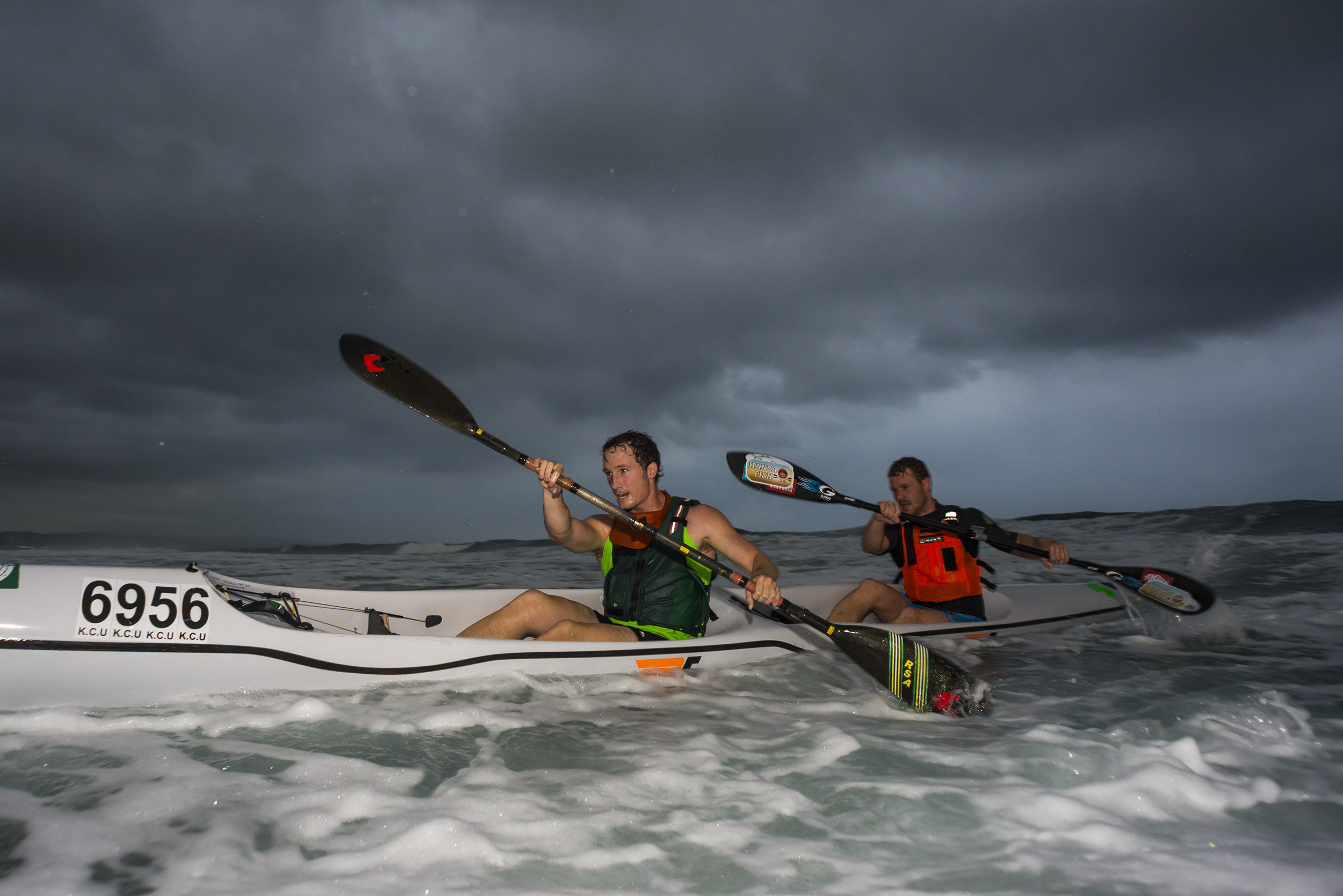 Illovo Suncoast Wall and Back Surfski Series Media Release